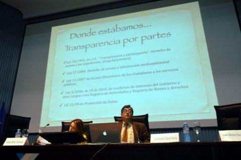 Transparencia administrativa e dereito a un bo goberno no ámbito local (Lei 19/2013)  - Curso monográfico: A reforma local a debate